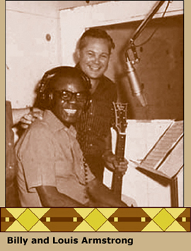billy and louie armstrong